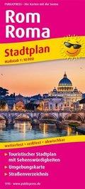 PublicPress Stadtplan Rom / Roma