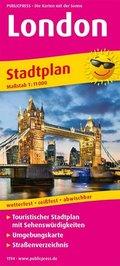 PublicPress Stadtplan London
