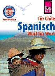 Spanisch für Chile - Wort für Wort