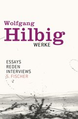 Werke: Essays, Reden, Interviews