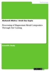 Processing of Magnesium Metal Composites Through Stir Casting