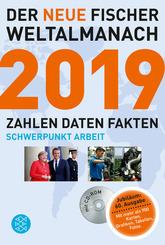 Der neue Fischer Weltalmanach 2019, m. CD-ROM