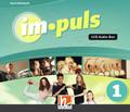 im.puls 1 - Die Audio-Box. Ausgabe D und Schweiz, 4 Audio-CDs