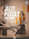Jazzy Pieces, For Piano, m. Audio-CD - Bd.2