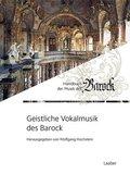 Geistliche Vokalmusik des Barock, 2 Bde.
