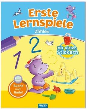 """Erste Lernspiele """"Zählen"""""""