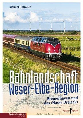 Bahnlandschaft Weser-Elbe-Region