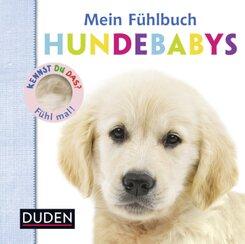 Mein Fühlbuch - Hundebabys