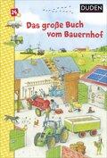 Das große Buch vom Bauernhof - Wimmelbuch