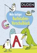 Mein lustiger Buchstaben-Vorschulblock
