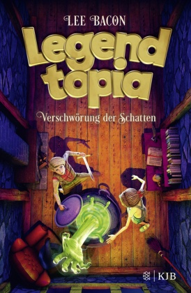 Legendtopia - Verschwörung der Schatten