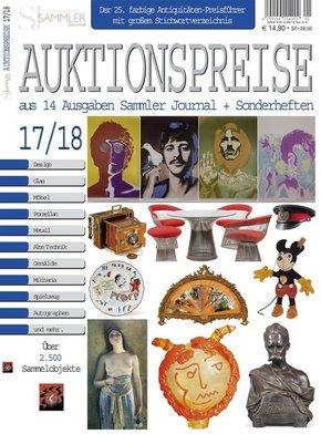 Auktionspreise 17/18