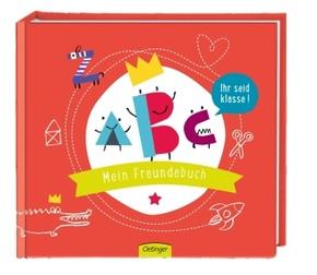 Schulanfang - Mein Freundebuch