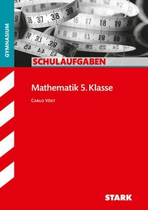 STARK Schulaufgaben Gymnasium - Mathematik  5. Klasse Bayern