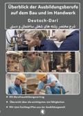 Deutsch-Dari - Überblick der Ausbildungsberufe auf dem Bau und im Handwerk