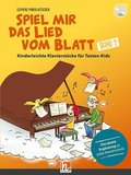 Spiel mir das Lied vom Blatt, m. 1 Audio-CD (mixed mode) - Bd.2