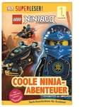 Superleser! LEGO® NINJAGO® Coole Ninja-Abenteuer
