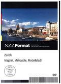 Zürich - Magnet, Metropole, Modellstadt, 1 DVD