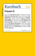 Kursbuch 192