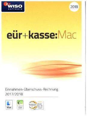 Wiso Eür Kasse 2018 Mac 1 Cd Rom Terrashopde