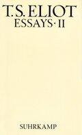 Werke, 4 Bde.: Essays; .3 - Tl.2