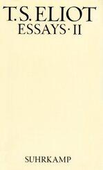 Werke, 4 Bde.: Essays - Tl.2
