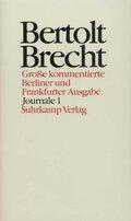 Werke, Große kommentierte Berliner und Frankfurter Ausgabe: Journale; Bd.26 - Tl.1