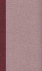 Werke: Geschichte der Poesie. Schriften zur Literaturgeschichte