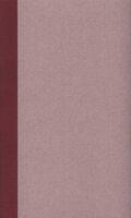 Werke und Briefe: Werke 1766-1769; Bd.5/2