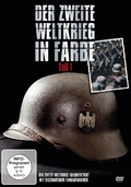 Der Zweite Weltkrieg in Farbe, 1 DVD - Tl.1