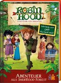 Robin Hood - Schlitzohr von Sherwood - Abenteuer aus Sherwood Forest