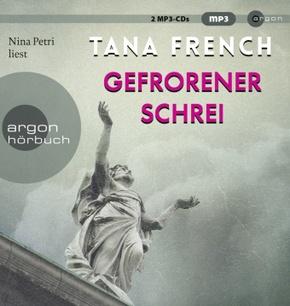 Gefrorener Schrei, 2 Audio-CD, MP3
