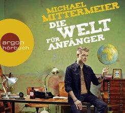 Die Welt für Anfänger, 4 Audio-CDs