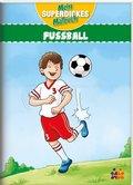 Mein superdickes Malbuch - Fußball