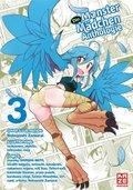 Die Monster Mädchen Anthologie - Bd.3