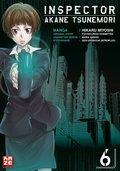 Inspector Akane Tsunemori (Psycho-Pass) - Bd.6