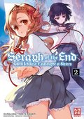 Seraph of the End - Guren Ichinose Catastrophe at Sixteen (Novel) - Bd.2
