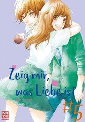 Zeig mir, was Liebe ist - Bd.5