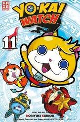 Yo-kai Watch - Bd.11