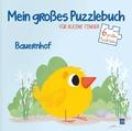 Mein großes Puzzlebuch für kleine Finger - Bauernhof