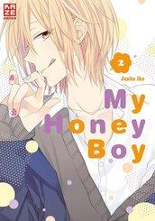 My Honey Boy - Bd.2