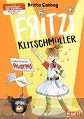 Fritzi Klitschmüller - Geheimkram-Alarm!