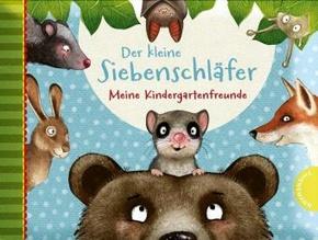 Der kleine Siebenschläfer - Meine Kindergartenfreunde