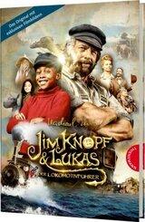 Jim Knopf und Lukas der Lokomotivführer - Filmbuch