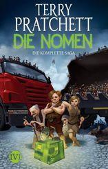 Die Nomen - Die komplette Saga