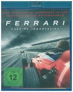 Ferrari: Race to Immortality (OmU), 1 Blu-ray