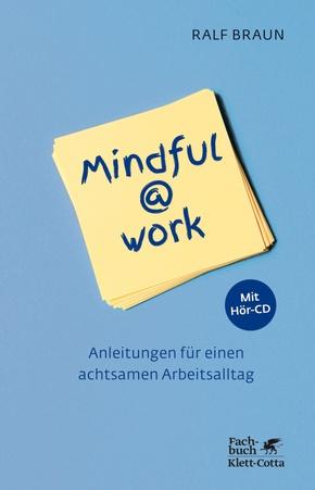 Mindful@work, m. Audio-CD