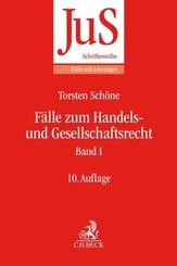 Fälle zum Handels- und Gesellschaftsrecht - Bd.1