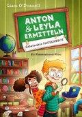 Anton und Leyla ermitteln - Geheimakte Pausenbrot