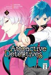 Attractive Detectives - Bd.3
